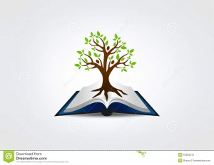 http://www.dreamstime.com/stock-photo-book-tree-logo-education-concept-design-abstract-people-vector-image53364510