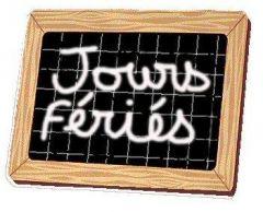 Jours Feries Le Blog Rh