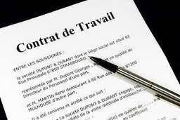 Contrat De Travail Le Blog Rh