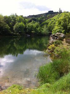 C'est un joli lac !