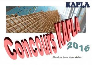 concours kapla