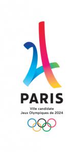 Voici le logo de Paris en 2024 !!!