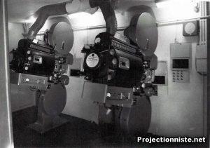 projecteur à bobine