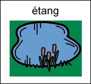 étang