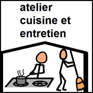 ATELIER cuisine entretien