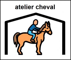 atelier cheval