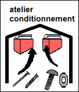 atelier conditionnement 2