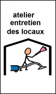 atelier entretien locaux