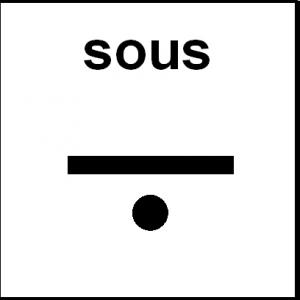 sous 2