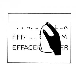 EFFACER