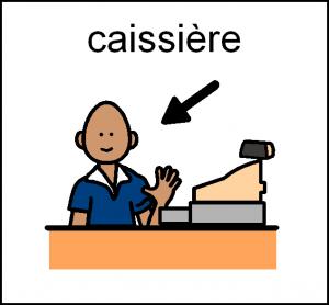 caissière
