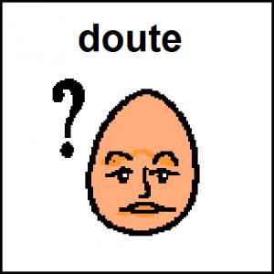 doute