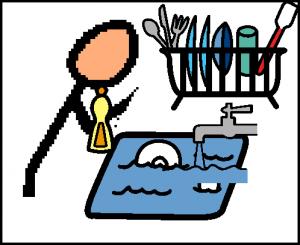 faire la vaisselle 2