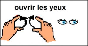 ouvrir les yeux