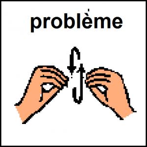problème