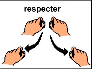 respecter 2