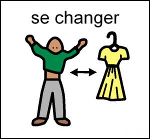 se changer de vêtement