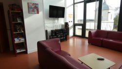 internat salon télé étage 1
