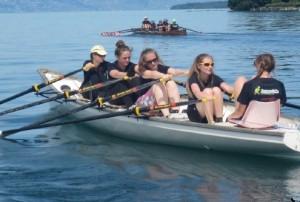 L'aviron...un défi